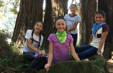 2017 Oakwood Middle School Adventures Create Opportunities to Make New Friends and Bond with Classmates