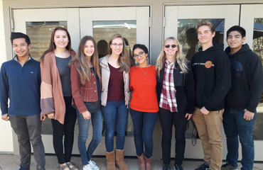Oakwood Linguistics Students Inspired by Experts at the Middlebury Institute