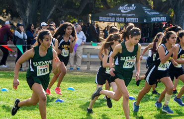 Cross Country Team Wraps Up Season Filled with Hard Work, Dedication and Spirit