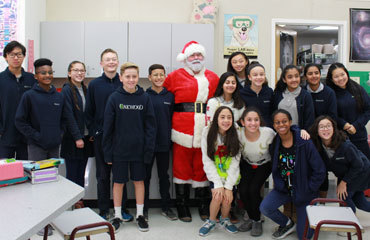 Oakwood Celebrated the Holidays with Festive Cheer!