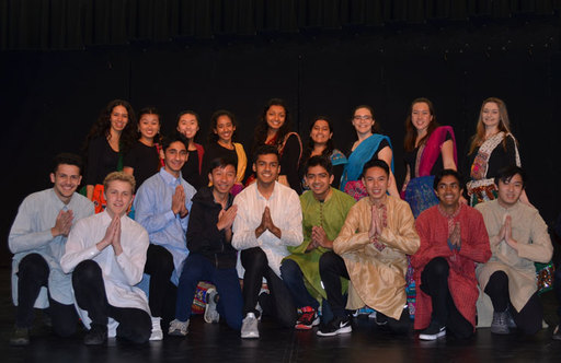 The Oakwood Community Celebrates Diversity With International Festival