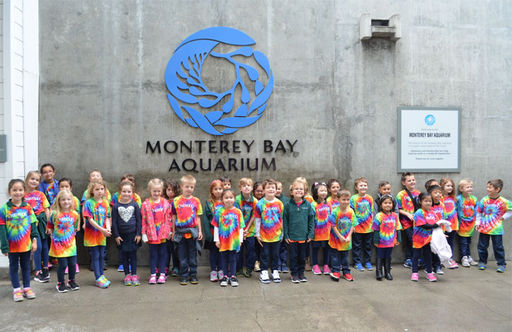 Kindergarten Students Engage in Ocean Exploration
