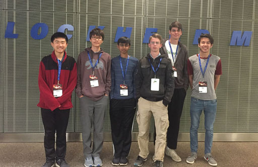 Oakwood High School Students Compete at CodeQuest 2018
