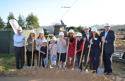 Oakwood Groundbreaking Ceremony Officially Launches Campus Expansion Project