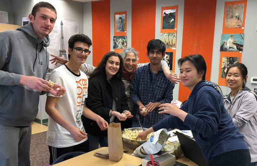 Oakwood's International Student Population Inspires the Start of Its First International Club