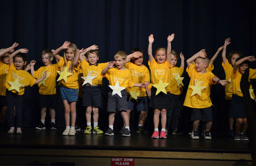Oakwood Students Radiate with School Pride at the Annual Spirit Assembly
