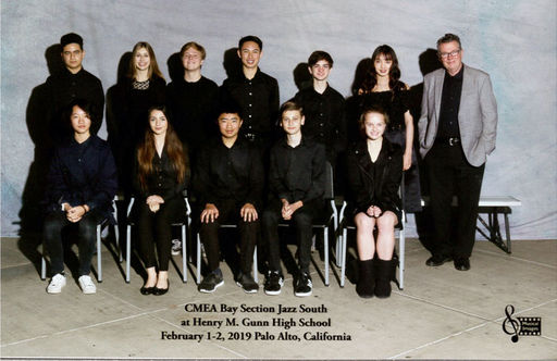 Jazz Ensemble Receives Highest Rating Achievable At First California Music Educators Festival