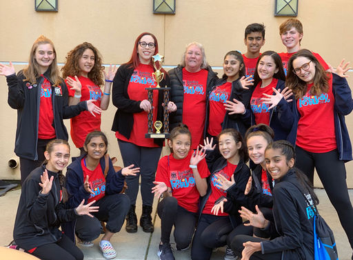 Oakwood Students Shine at Junior Theater Festival