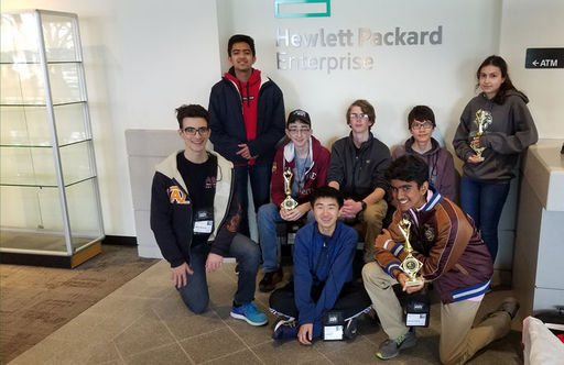 Oakwood HS Students Demonstrate Problem-Solving Prowess at CodeWars Competition