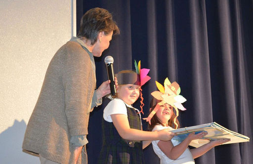 Thanks and Giving Culminates With School-Wide Celebration