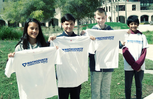 Math Counts Advances to State Competition