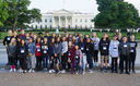 Oakwood Eighth Graders Experience Extraordinary Learning Moments During East Coast Trip