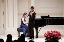 Aiden Huang Plays Violin at Carnegie Hall by Invitation of American Protégé