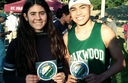 Cross Country Athletes Find Success in PCAL Championships