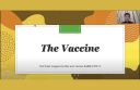 High School Students Learn About the Science Behind the New SARS-COV-Vaccines